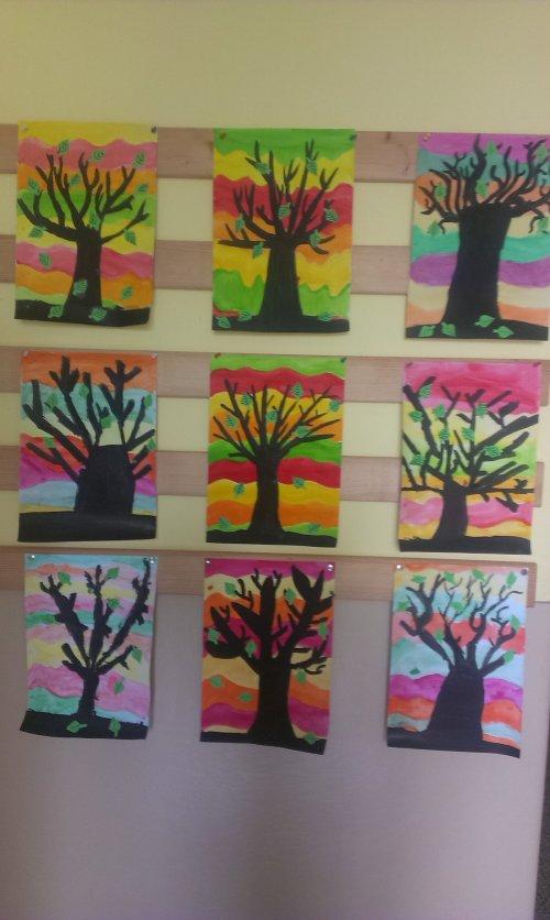 Podzimní tvoření ve výtvarné a pracovní výchově