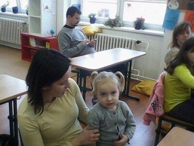 Předškolička 2.3.2016