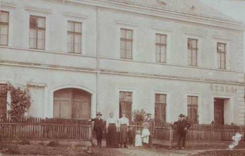 Z historie školy