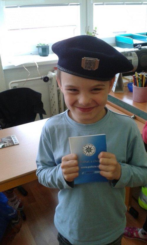 Policie v 1. třídě