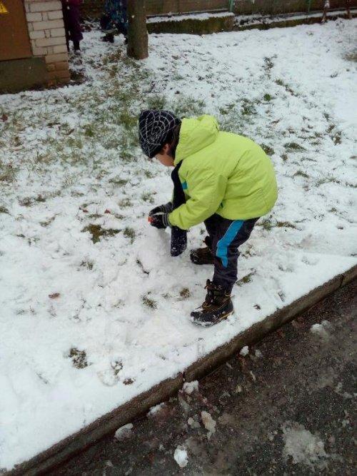 Zimní radovánky v MŠ