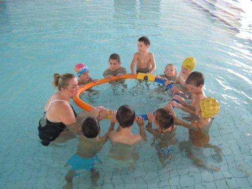 Plavání předškolních dětí
