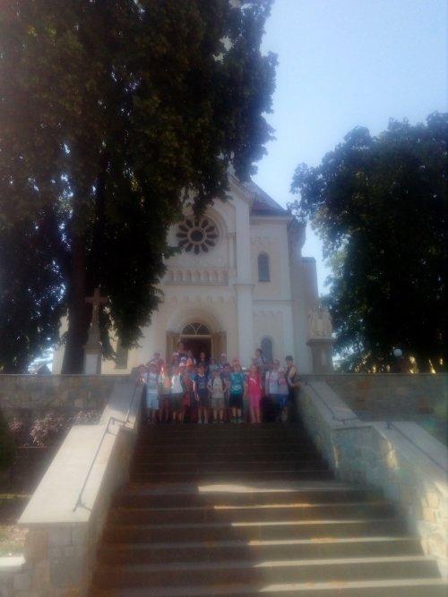 Výlet na kopec sv. Antonínka