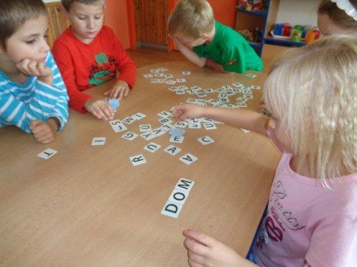 Hrajeme si s písmenky